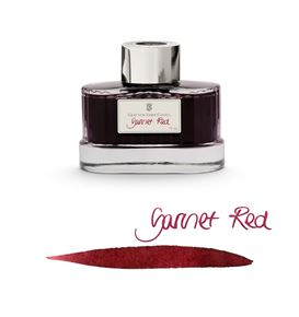Graf-von-Faber-Castell - Ink bottle Garnet Red, 75ml