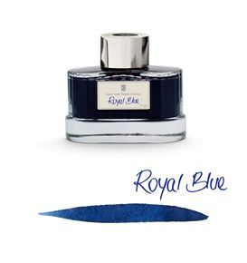 Graf-von-Faber-Castell - Ink bottle Royal Blue, 75ml