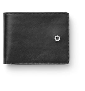 Graf-von-Faber-Castell - Credit card case, black smooth
