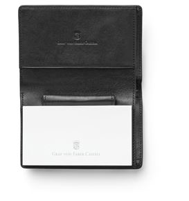 Graf-von-Faber-Castell - Notepad, black smooth