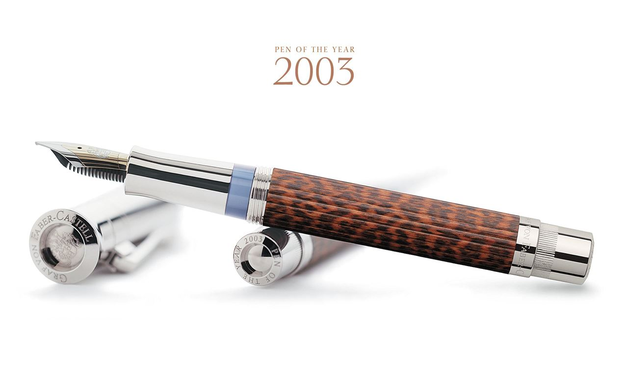 Pen of the Year 2003